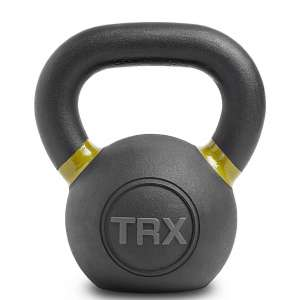 TRX Training Gravity Cast Kettlebell with Comfortable Ergo Handle