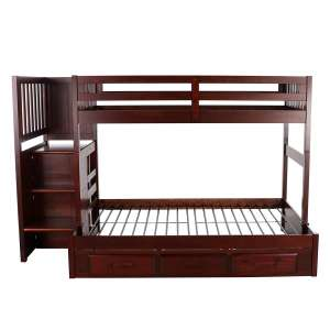 Discovery World Furniture Mission Twin bed