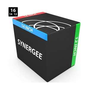 Synergee 3-In-1 Soft Plyometric Box