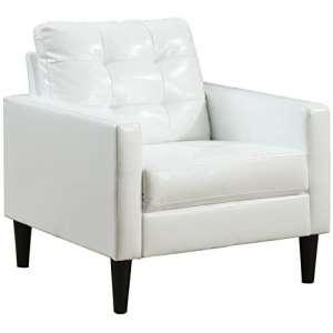 ACME Balin White Accent Chair