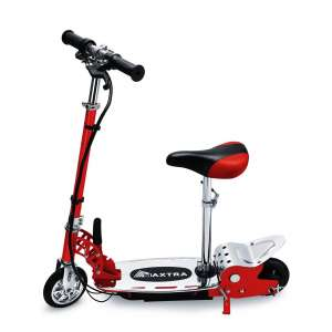 BenefitForU Folding Electric Scooter 170lbs with Seat