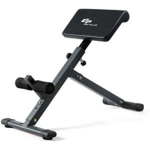 Goplus Adjustable Foldable Abdominal Roman Chair Hyperextension Bench
