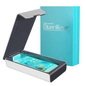 KMESOYI UV Cell Phone Sanitizer Portable