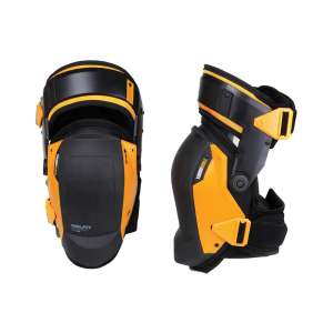Toughbuilt Stabilization Knee Pads with an Ergonomic Fit