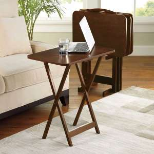 Mainstay 5-piece Tray Table