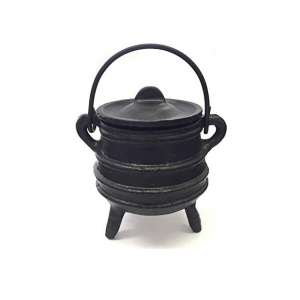 New Age Imports Inc. Cast Iron Cauldron