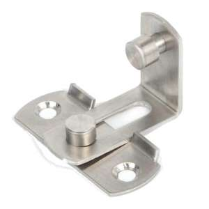WANLIAN 4 Inches 90-Degrees Right Angle Door Lock Latch