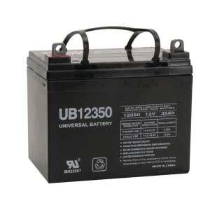 Universal Power Group UB12350 Trolling Motor Battery