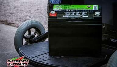 Trolling Motor Battery