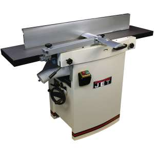 JET Planer Jointer with a Helical Cutterhead