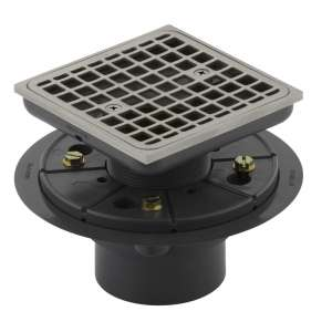 Kohler K-9136-BN Tile-In Shower Drain