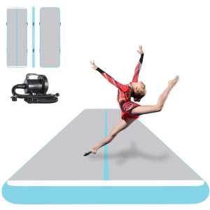 ibigbean Air Track Mat for Home Gymnastics(8inch Thick)