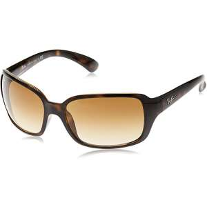 Ray-Ban Unisex Rb4068 Square Sunglasses