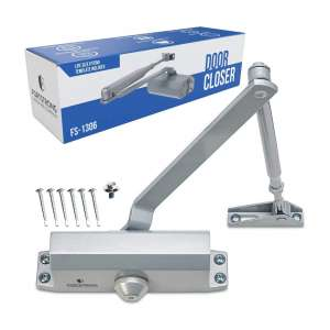 FORTSTRONG Door Closer, Automatic Adjustable Closers