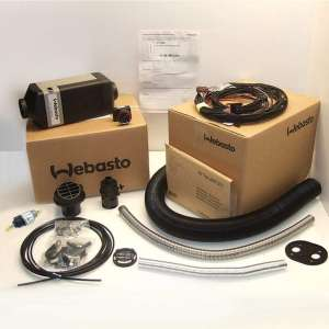 Webasto Diesel heater Kit 4111385C Air-Top 2000 STC