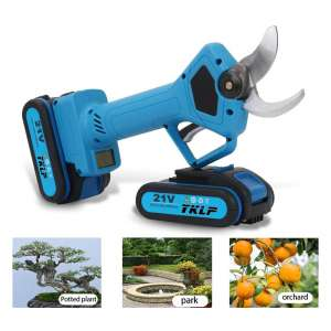 YKLP 21V Professional Cordless Lithium Electric Pruning Shear