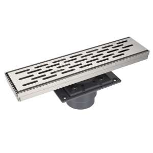 EMBATHER 12 Inches Shower Drain