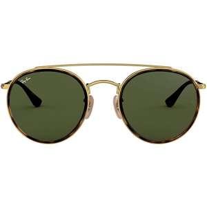 Ray-Ban unisex-adult Rb3647n Bridge Sunglasses