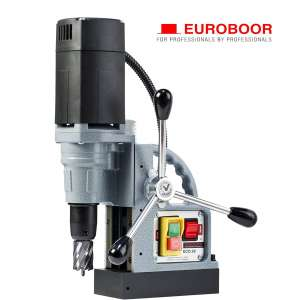EUROBOOR Magnetic Drill Press - Portable Drilling Machine