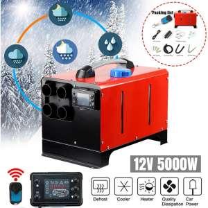 NO.32 Diesel Heater Muffler 12V 5KW