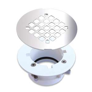 WingTite Pro-Series Shower Drain