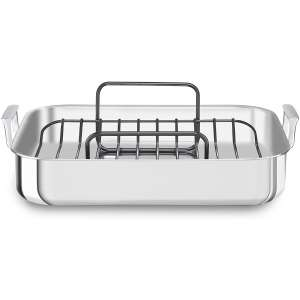 KitchenAid Tri-Ply Roaster with Rack