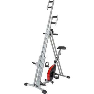 Best Choice Products Climber with Magnetic Exercise Bike