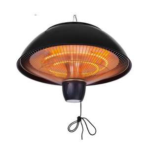 Star Patio Electric Outdoor Patio Verandah Ceiling Heater, 1538