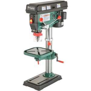 Grizzly Industrial Benchtop Heavy-Duty Drill Press 14 inches