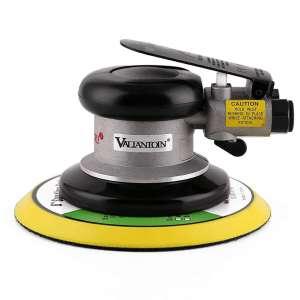 Valianto 6-inches Air Random Orbital Professional Palm Sander