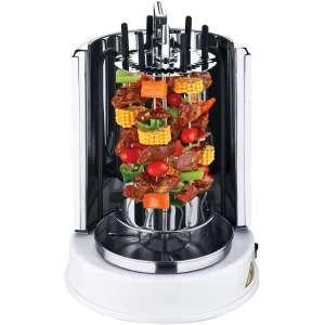 Wonderper Countertop Oven Machine Vertical Rotisserie Oven