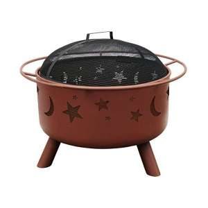 Landmann USA with Moon and Stars Decorations