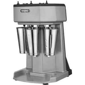 Waring Commercial Triple Spindle Drink Mixer