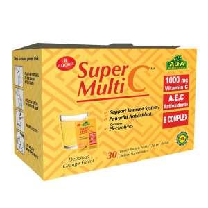Alfa Vitamins Super Multi-Vitamin C Powder