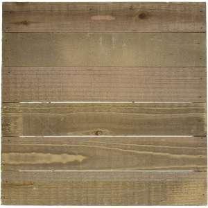 Hampton Art Wooden Plank Plaque