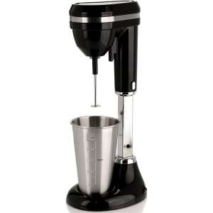 OVENTE Drink Mixer and Milkshake Maker with Stainless Steel Mixing Cup