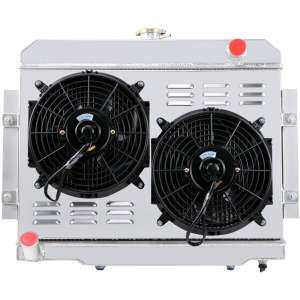 ALLOYWORKS All Aluminum Electric Radiator Fan