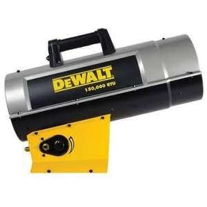 DeWalt DXH150FAV Propane Forced Air Heater