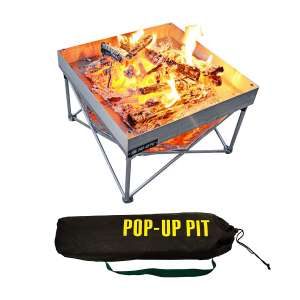 Campfire Defender Protect Preserve Outdoor Fire Pit