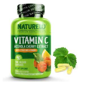 NATURELO Vitamin C Supplement