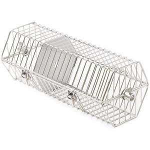 onlyfire 17inch Stainless Steel Rotisserie Basket