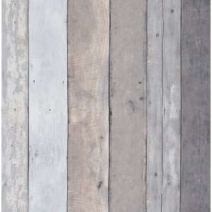 "Dimoon 78.7""x17.7"" Removable and Self-Adhesive Wood Plank"