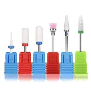 HUYRIYN Nail drill bits, 6pcs