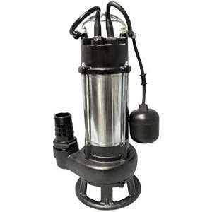 SCHRAIBERPUMP Heavy Duty 1hp 230v Sewage Pump