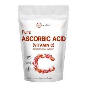 Micro Ingredients Pure Vitamin C Powder