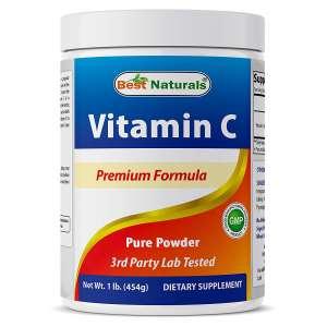Best Naturals 100% Vitamin C Powder