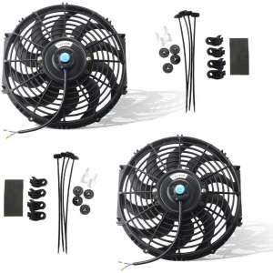 MOSTPLUS Universal Electric Radiator (12 Inch)