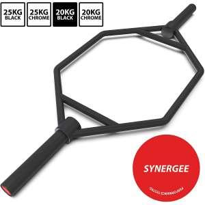 Synergee 20kg & 25kg Olympic Trap Bar