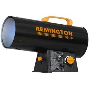 Remington Forced Air Propane Heater