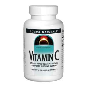 Source Naturals Sodium Ascorbate Vitamin C Powder